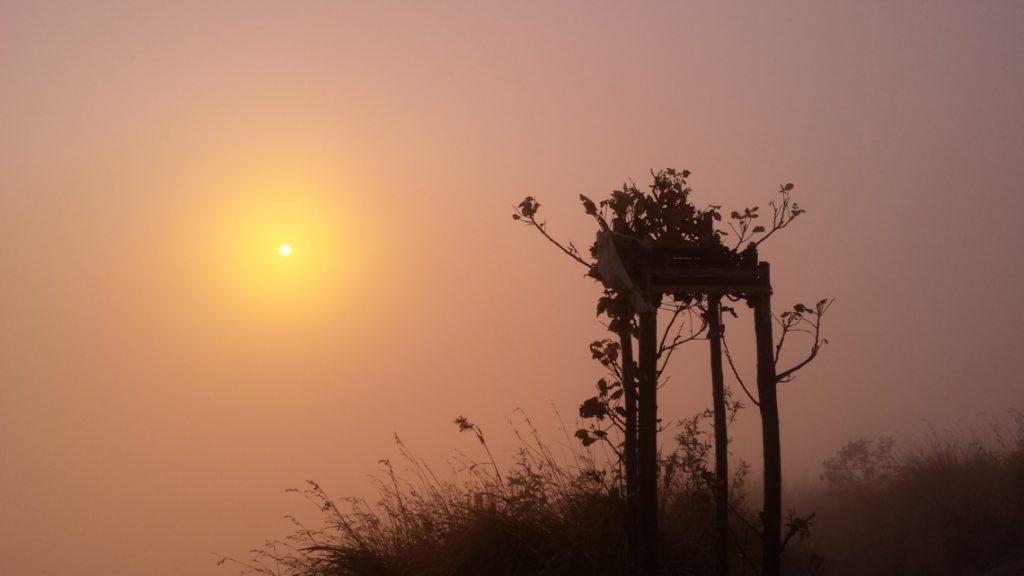 Sunrise Mt Batur
